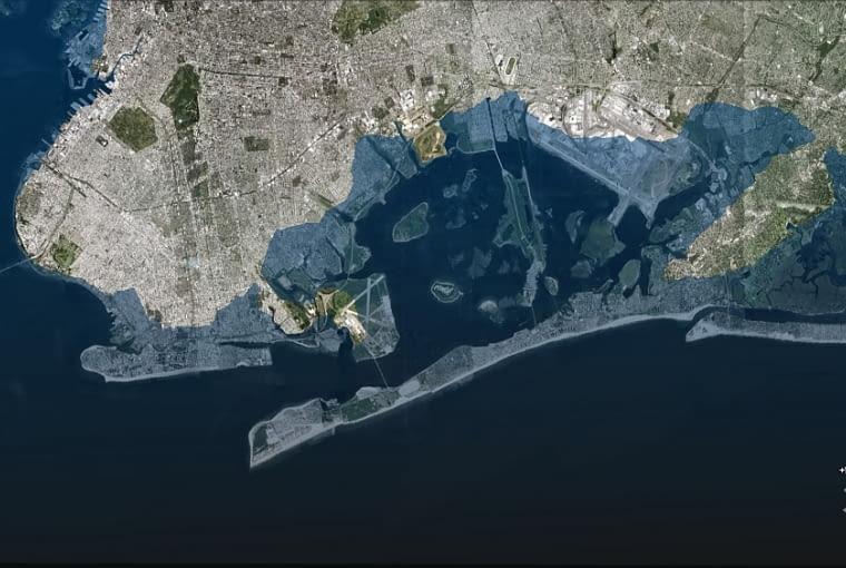 Projekt EX.TERRA dla Nowego Jorku