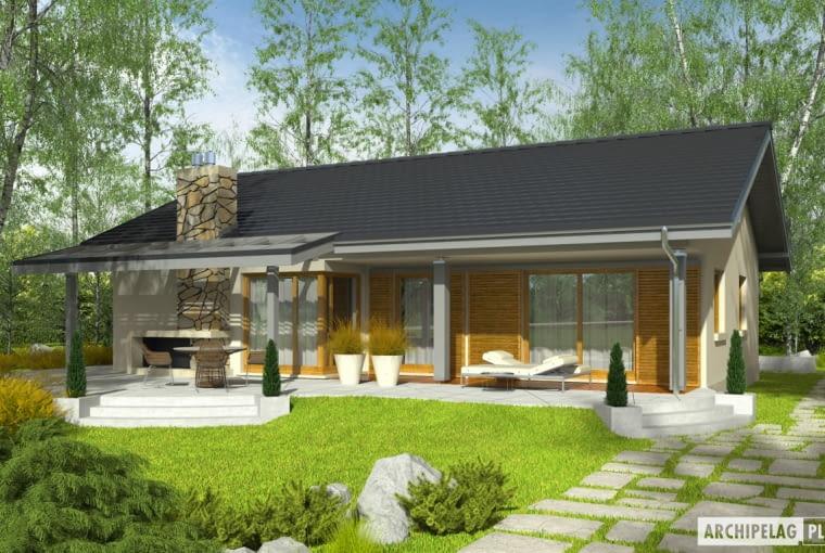 Projekt domu Selena II G1