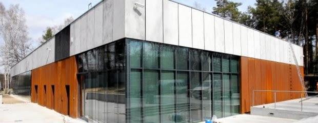 Muzeum - Miejsce Pamięci Palmiry, 2011, proj. WXCA