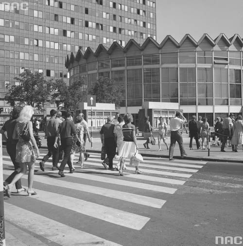 rotunda Warszawa