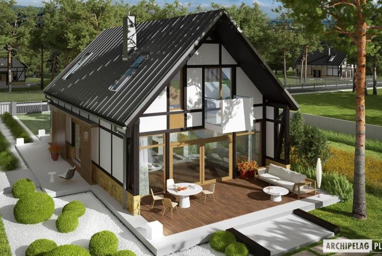 Projekt domu EX 15