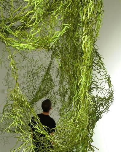 Algues; projekt: bracia Bouroullec