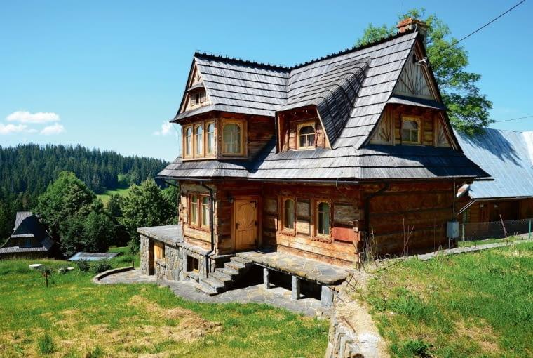 Dom Kamila Stocha to prawdziwa atrakcja dla mieszkańców wsi Ząb.