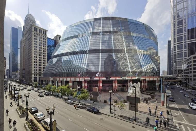 James R. Thompson-Center, Chicago
