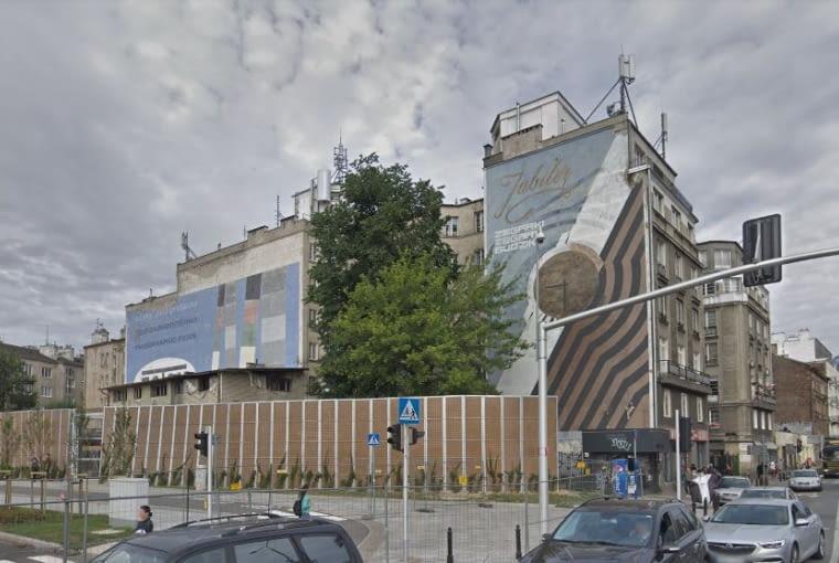Murale Foton I Jubiler Wroca Na Targowa Jeszcze Przed Koncem Wakacji
