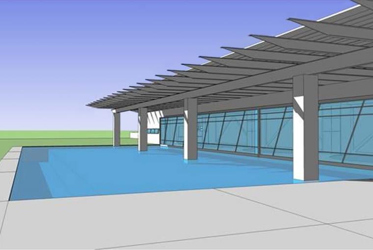 konkurs, garaż, ciekawostki, nagroda, usa, dom jednorodzinny, samochód, Chris Altman, Stubbs Muldrow Herin Architects