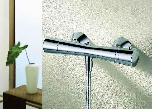 Rachunki za korzystanie z prysznica można znacznie obniżyć, stosując baterię termostatyczną