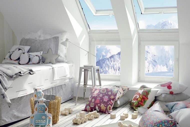 Okna kolankowe