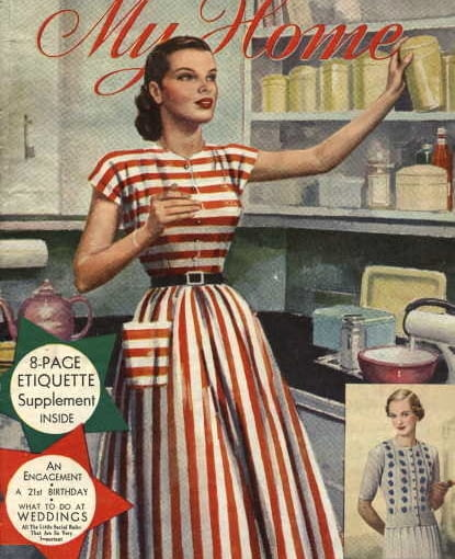 Housewife 1950