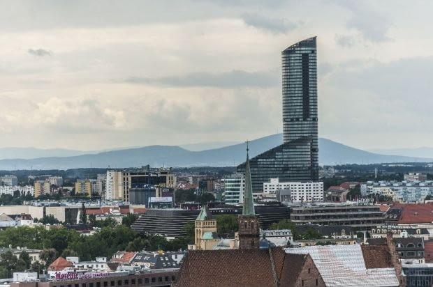 Sky Tower, Wrocław