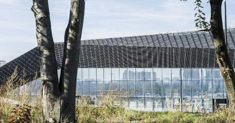 Międzynarodowe Centrum Kongresowe w Katowicach, proj. JEMS Architekci