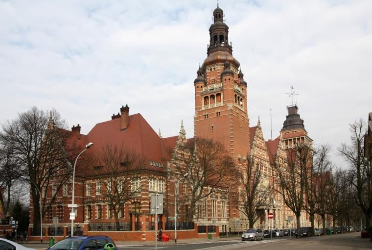 Dawna rejencja, obecnie Zachodniopomorski Urząd Wojewódzki w Szczecinie