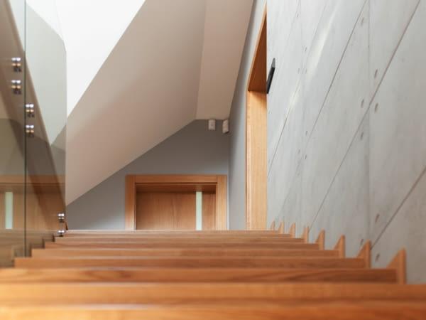 dom jednorodzinny, nowoczesny dom jednorodzinny