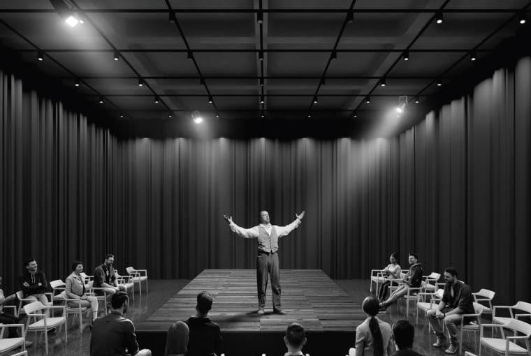 Teatr Miejski w Gdyni. Proj. WXCA