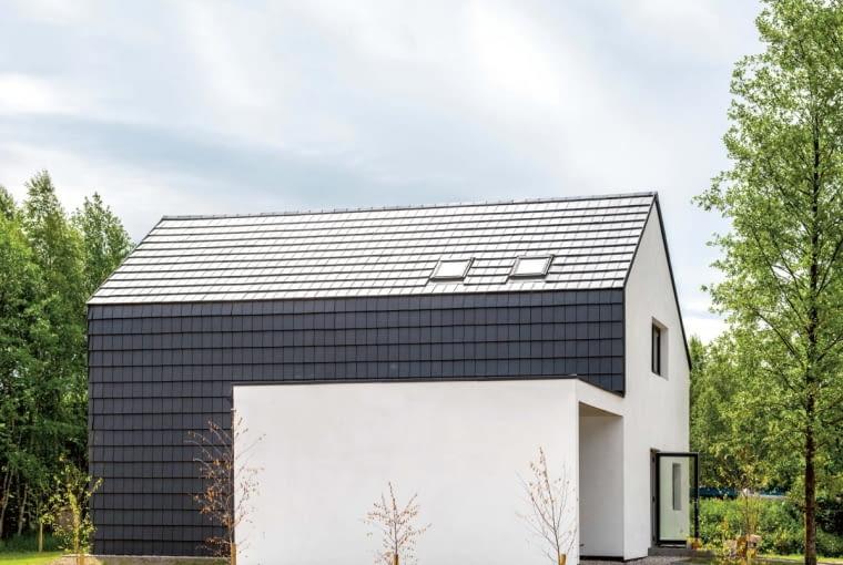 Dom energooefektywny wg. koncepcji e4, Wienerberger.