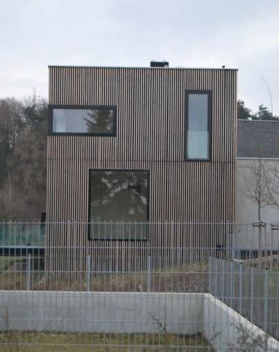 architektura, dom, osiedle, czeska architektura, Kuba & Pilar architekti