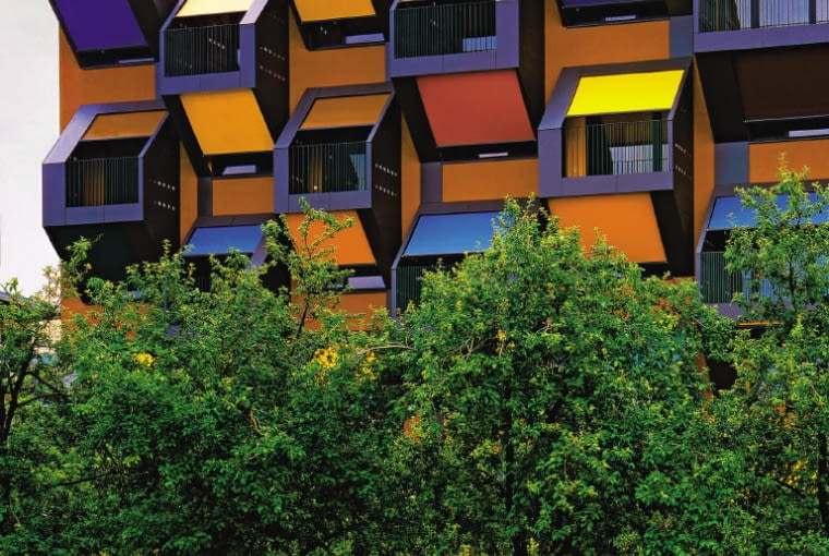 Izola Social Housing
