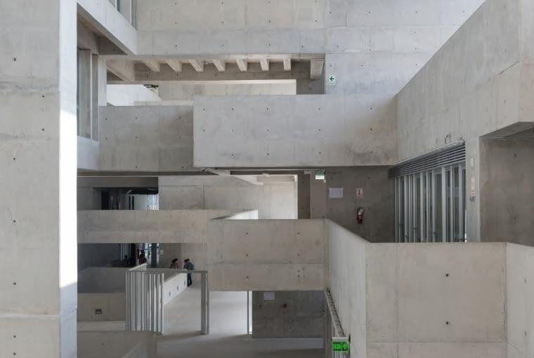 Universidad de Ingenieria y Tecnologia, źródło zdjęcia: mat. pras. 2018 RIBA International Prize, www.architecture.com
