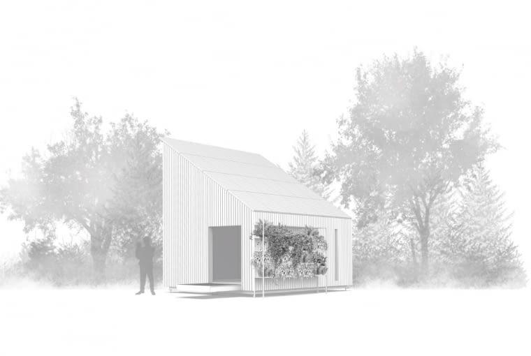 Dom Solace - wizualizacja