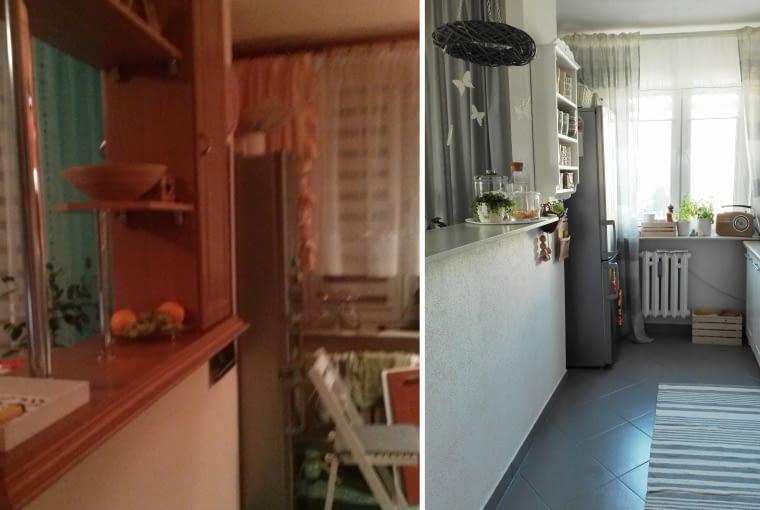 aranżacja kuchni, meble kuchenne
