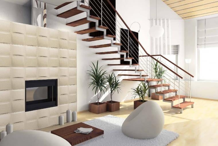 Pillow/MYWALL. Z dekoracyjną powłoką kwarcową; odporne na ścieranie; izolują akustycznie i termicznie. Cena: 12,90 zł (szt.), www.mywall3d.com