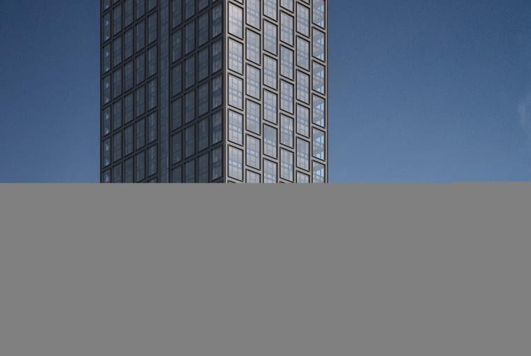Liberty Tower na warszawskiej Woli. Proj. Arquitectonica i Epstein