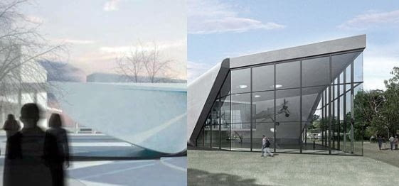Un Studio, architektura, muzeum, kraków