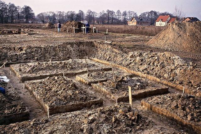gleba, ogród, ziemia