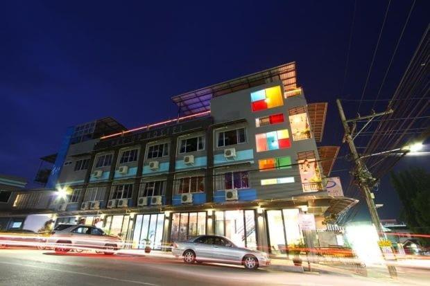 Pak-Up Hostel, Krabi, Tailandia, hostel