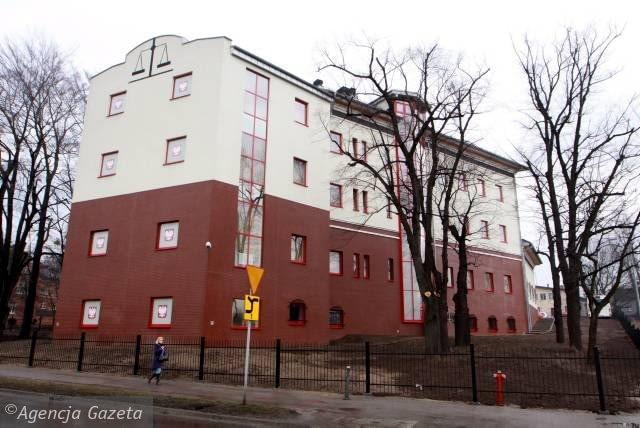 Sąd Okręgowy w Gliwicach Ośrodek Zamiejscowy w Rybniku.