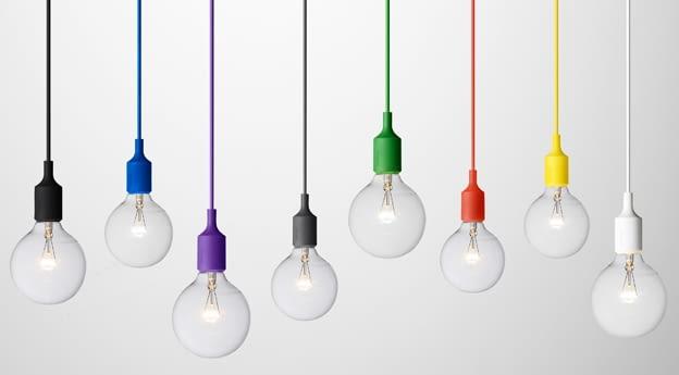 W stylu tego wnętrza: lampy-żarówki E27, Muuto, Mesmetric, cena: 285 zł
