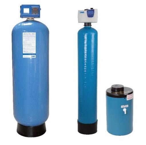 Jaki wybrać filtr do wody, gdy woda ma zbyt dużo żelaza i manganu?