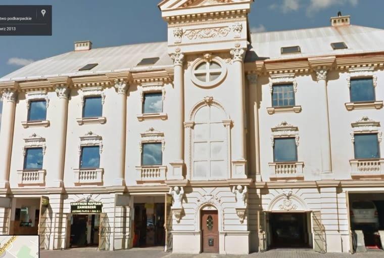 Centrum napraw zawieszeń lub rydwanów i karoc, Rzeszów