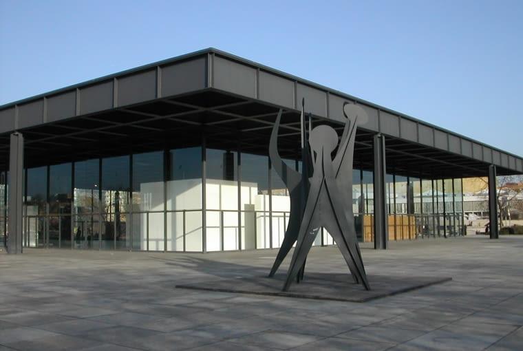Nowa Galeria Narodowa w Berlinie