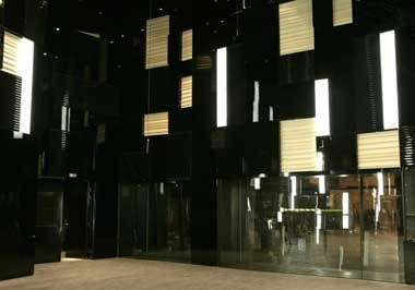 DR Concert Hall, Dania, Kopenhaga, Jean Nouvel, sala koncertowa