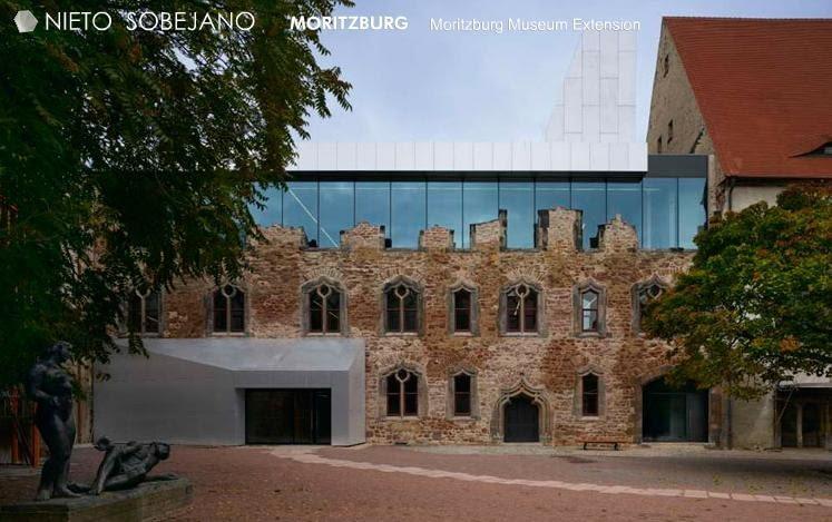 Nieto Sobejano Arquitectos, moritzburg