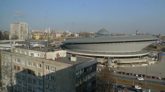 Spodek, Katowice, fot. ac