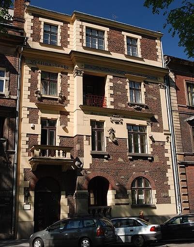 Kamienica Festina Lente - dom własny Teodora Talowskiego, 1887