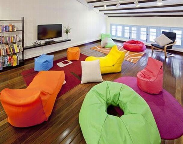 Matchbox The Concept Hostel, Singapur