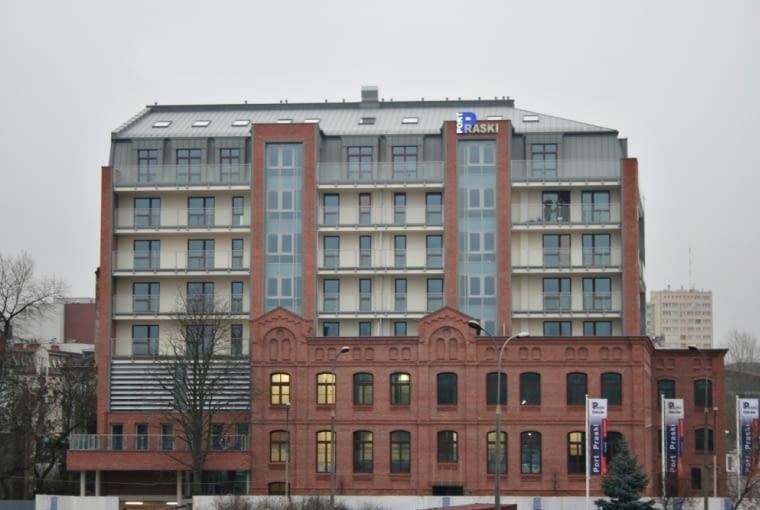 Kamienica przy ul. Krowiej w Warszawie została rozbudowana.