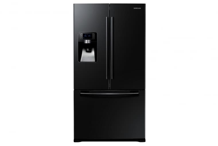 Popularne stają się także czarne sprzęty AGD. Szczególnie modne są czarne lodówki.