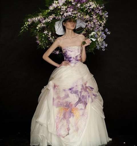 kwiaty,moda,ozdoby,rośliny,wianki