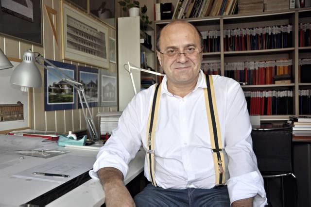 Architekt Leszek Kalandyk - autor projektu
