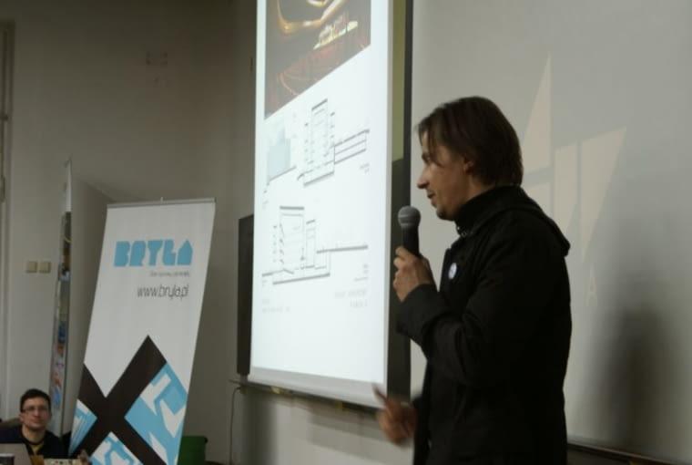 POLSKA BRYŁA, wykład Tomasza Koniora na Wydziale Architektury Politechniki Warszawskiej, który odbył się 26 lutego