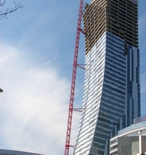 Zdjęcie wieżowca Złota44