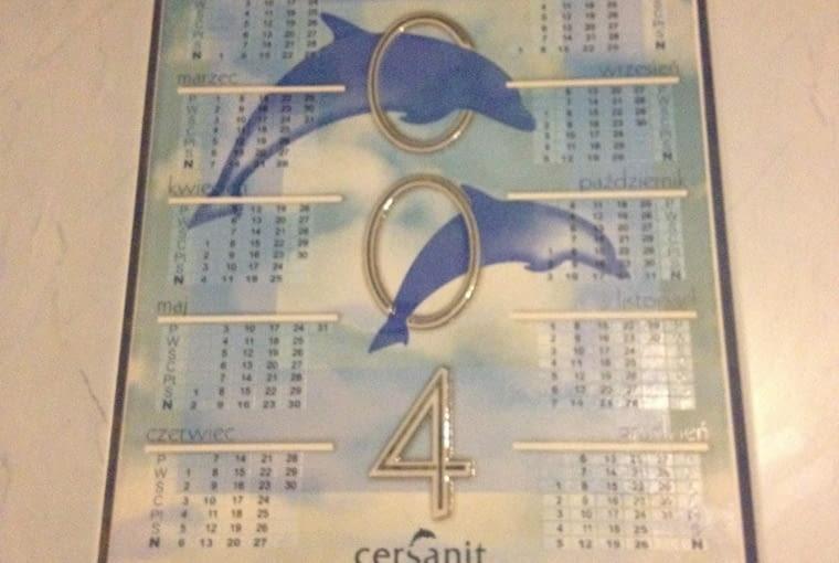 Kalendarz zawsze się przyda