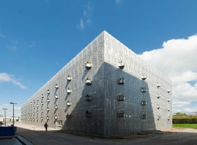 Block 11, Almere, Holandia, proj. MEI Architecture, 2010, www.mei-arch.nl