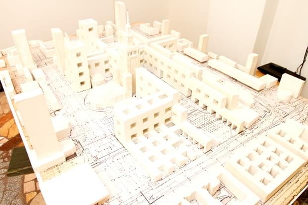 Synchronicity 2012: Chwała miasta. Wystawa podsumowująca