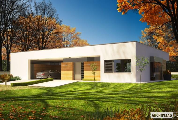 Dom EX 7 (z wiatą)