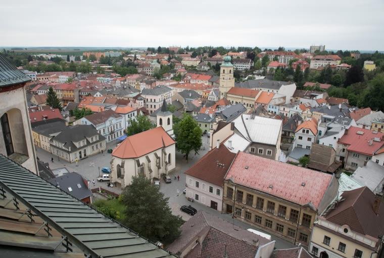 Panorama Litomyśla